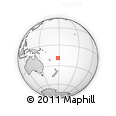 Outline Map of Kadavu