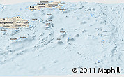 Classic Style Panoramic Map of Eastern