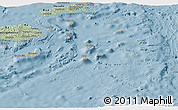 Savanna Style Panoramic Map of Eastern