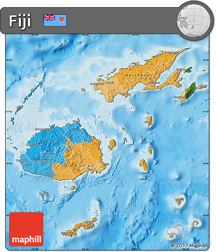 Road map fiji political map with capital suva islands important free political map of fiji satellite outside bathymetry sea fiji political map gumiabroncs Gallery