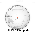 Outline Map of Rotuma