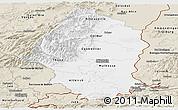 Classic Style Panoramic Map of Haut-Rhin