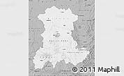 Gray Map of Auvergne