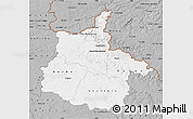 Gray Map of Ardennes