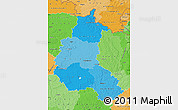 Political Shades Map of Champagne-Ardenne