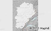 Gray Map of Franche-Comté