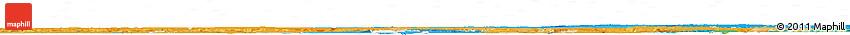 Political Shades Horizon Map of Seine-Maritime