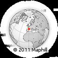 Outline Map of Mirande