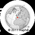 Outline Map of Tarn
