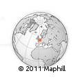 Outline Map of Lens