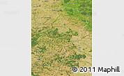 Satellite Map of Aisne