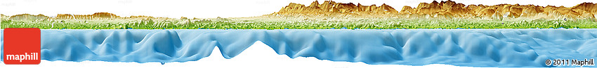 Physical Horizon Map of Var