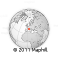 Outline Map of Apt