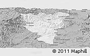 Gray Panoramic Map of Privas