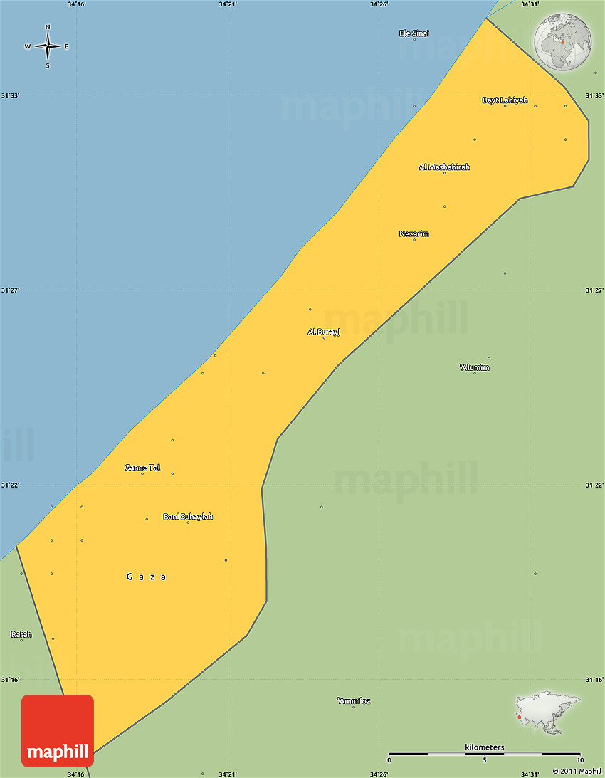 Savanna Style Simple Map of Gaza Strip on palestinian people, sea of galilee, oman map, tel aviv, plateau of iran map, yasser arafat, himalayas map, palestinian territories, east jerusalem, bangladesh map, greece map, united kingdom map, world map, jordan river, morocco map, middle east political map, west bank, six-day war, western sahara map, indonesia map, sinai peninsula map, ethiopia map, iberian peninsula map, yom kippur war, austria map, golan heights, iudaea province map, philippines map, jerusalem map, oslo accords, yemen map, sinai peninsula, western wall, portugal map,