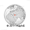 Outline Map of Adzhar ASSR