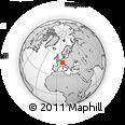 Outline Map of Ortenaukreis