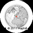 Outline Map of Enzkreis