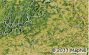 Satellite 3D Map of Neckar-Odenwald-Kreis