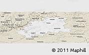 Classic Style Panoramic Map of Neckar-Odenwald-Kreis