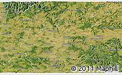 Satellite 3D Map of Heilbronn