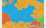 Political Map of Heilbronn