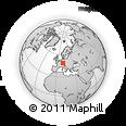 Outline Map of Ostalbkreis