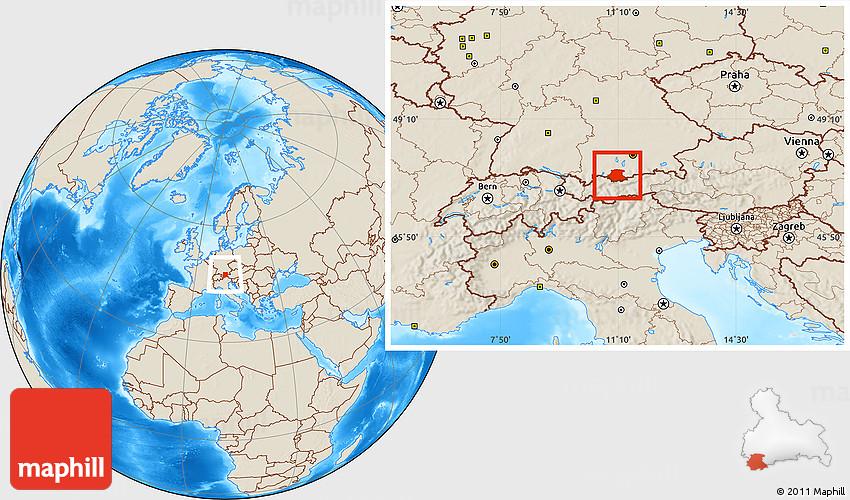 Shaded Relief Location Map of Garmisch-Partenkirchen on babenhausen map, cortina d'ampezzo map, magdeburg map, berchtesgaden map, landstuhl map, germany map, weimar map, freiburg map, albertville map, rothenburg ob der tauber map, karlsruhe map, europe map, bonn map, garmisch trail map, saxony map, koblenz map, dortmund map, oberammergau map, oslo map, duisburg map,