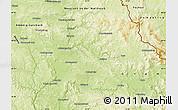 Physical Map of Schwandorf