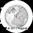 Outline Map of Main-Spessart-Kreis