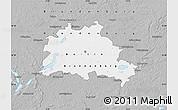 Gray Map of Berlin