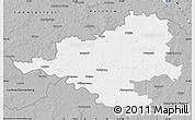 Gray Map of Prignitz