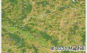 Satellite Map of Prignitz