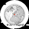 Outline Map of Main-Kinzig-Kreis