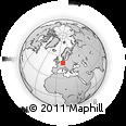 Outline Map of Fulda