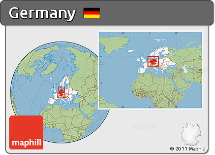 Free savanna style location map of germany highlighted continent savanna style location map of germany highlighted continent within the entire continent gumiabroncs Image collections