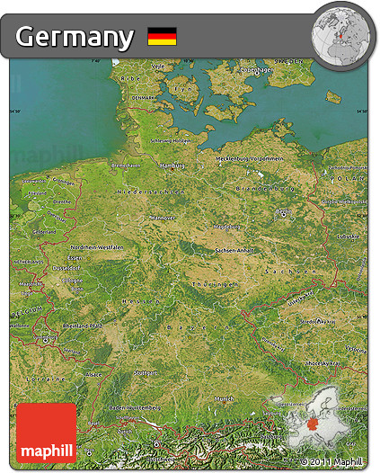 free satellite map of germany Satellite Map Of Germany satellite map of germany satellite map of germany