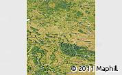 Satellite 3D Map of Braunschweig