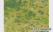 Satellite 3D Map of Gifhorn