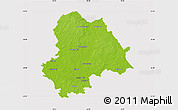 Physical Map of Gifhorn, cropped outside