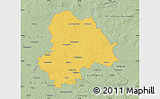 Savanna Style Map of Gifhorn