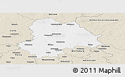 Classic Style Panoramic Map of Gifhorn