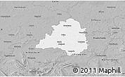 Gray 3D Map of Peine