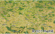 Satellite 3D Map of Peine