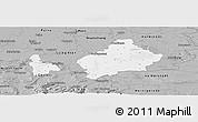 Gray Panoramic Map of Wolfenbüttel