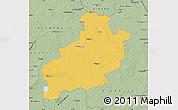 Savanna Style Map of Diepholz