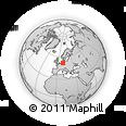 Outline Map of Hameln-Pyrmont