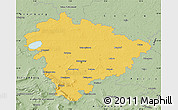 Savanna Style Map of Hannover