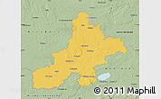Savanna Style Map of Nienburg