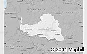 Gray Map of Osterholz